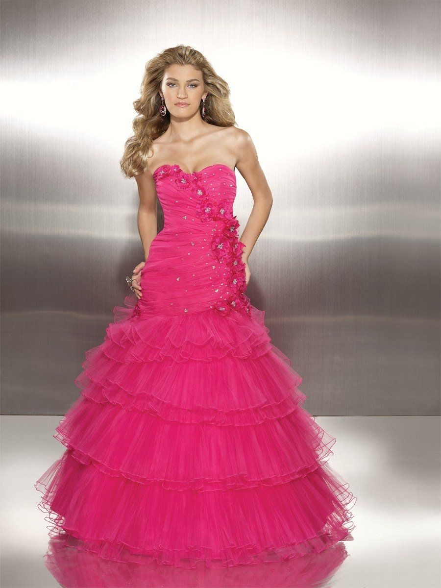 Mori lee size cerise in products pinterest