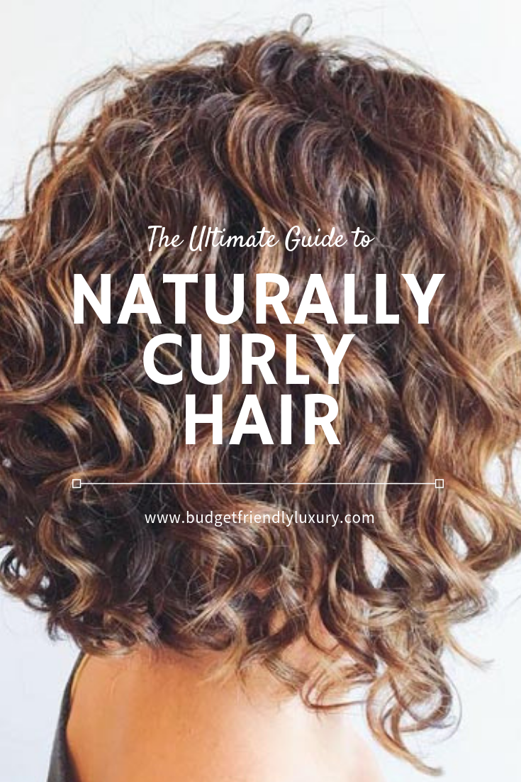 Ultimate Guide to Naturally Curly Hair