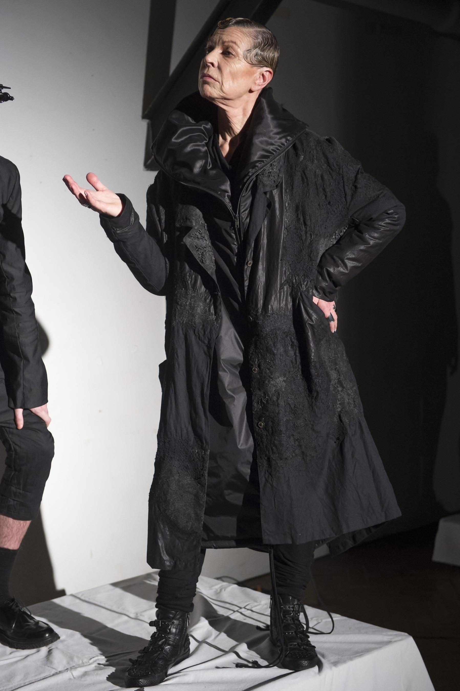 Défilé Sandrine Philippe Automne-hiver 2018-2019 Homme - Madame Figaro 8f9046bfcaeb