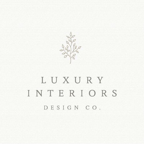 Premade Branding Luxury Interiors Design Logo And Branding Identity Pinterest Luxury
