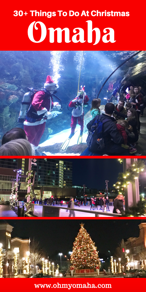 Ultimate Omaha Holiday Events List {Updated For 2019