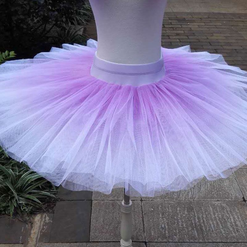 Find More Ballet Information About Professional Rehearsal Tutu For Adult Girls Stiff Tulle Dance Skirt Practice Pre Half