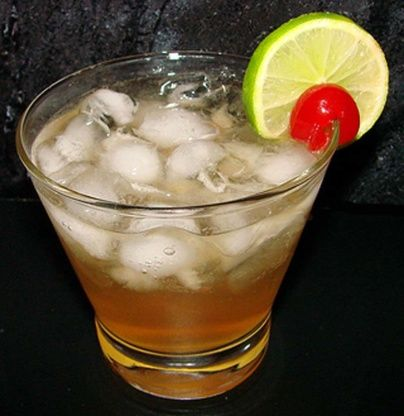 Soothing Southern Comfort Recipe Southern Comfort Ginger Ale