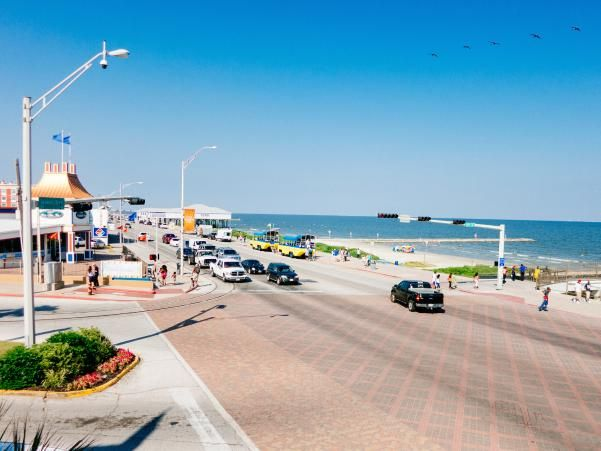 Galveston Family Beach Vacation