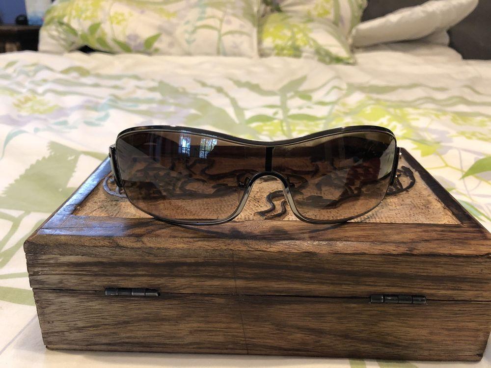 538401918d 2008 6s1 125 52es 3n Sunglasses 5av Rare Prada Unisex Sps Silver BwrBgO