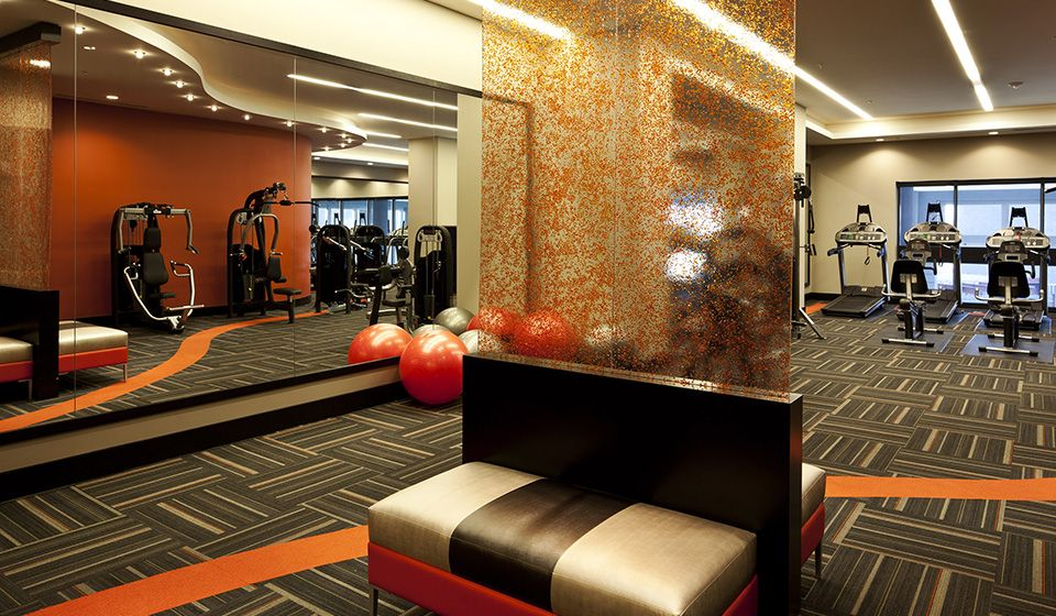 Commercial gym google search wellness center for Home gym interior design