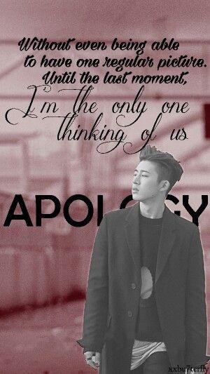 iKON~apology