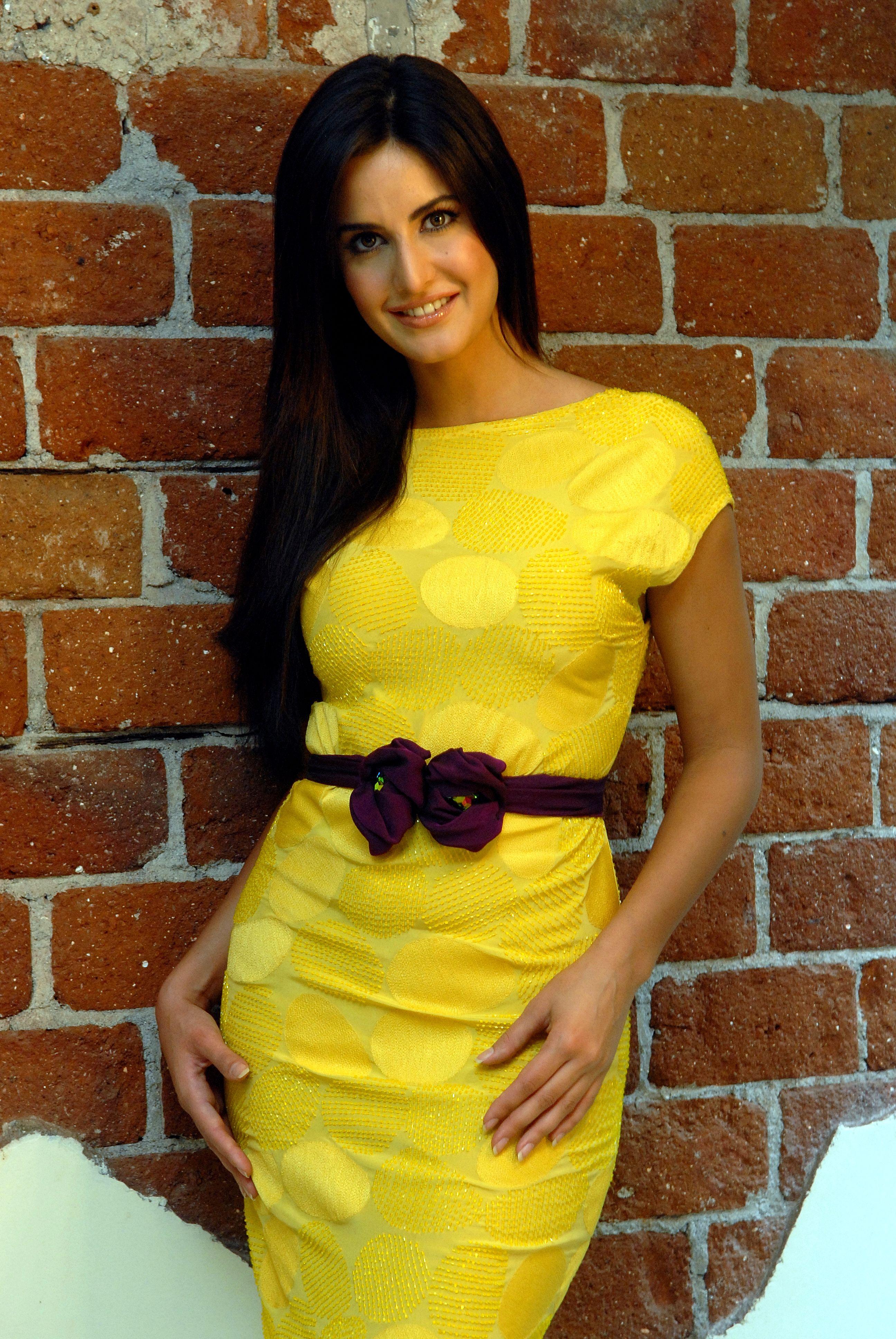 Is yellow the color of this season? | Katrina kaif