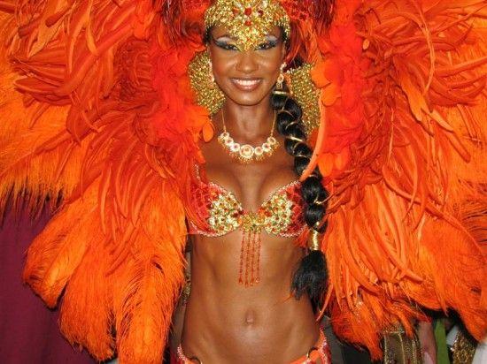 Trinidad and Tobago CARNIVAL!!