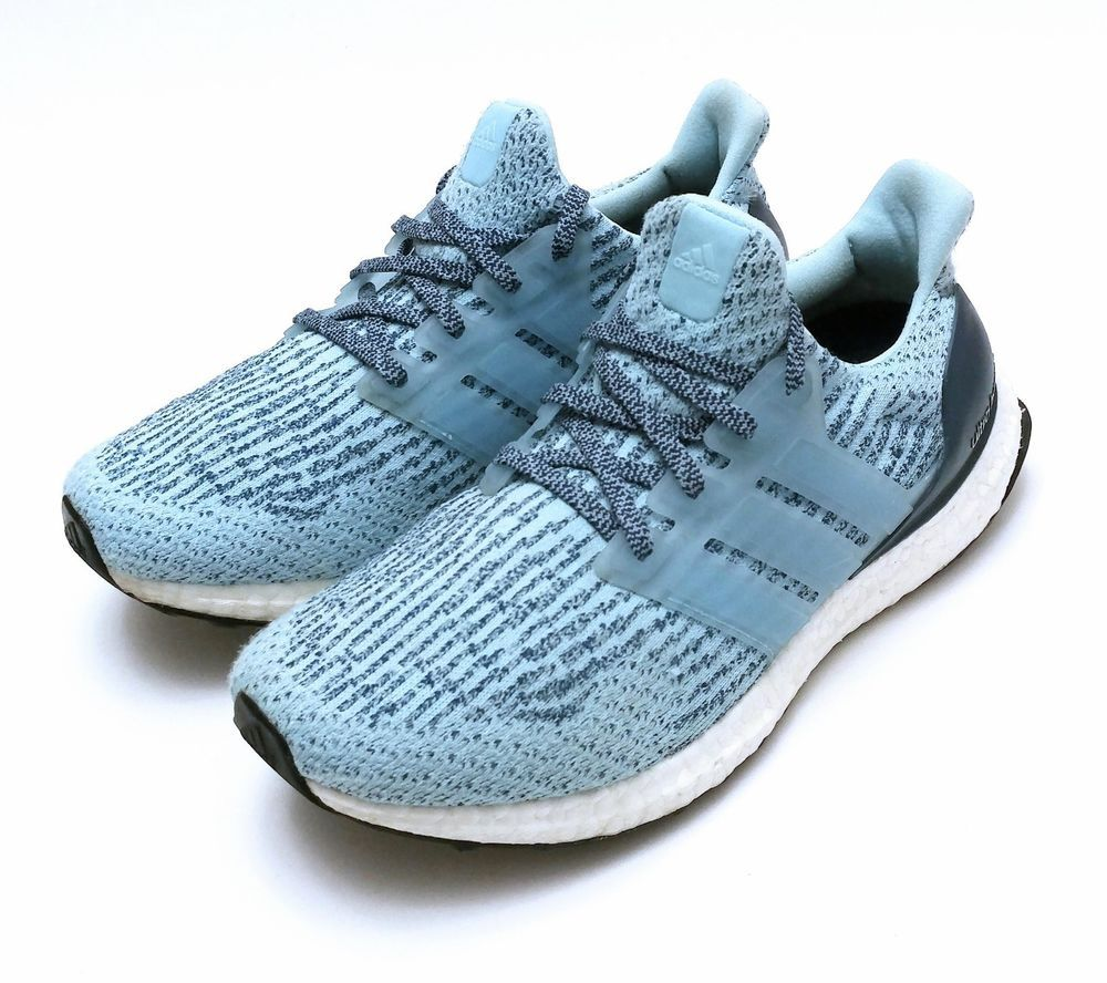 buy online 94637 945a1 adidas Ultra Boost 3.0 Running Shoes Icy Blue Navy White Women s Size 8.5  S82055  fashion  clothing  shoes  accessories  womensshoes  athleticshoes  (ebay ...