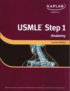 Kaplan Anatomy Lecture Notes Pdf