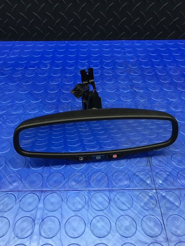 Oe Gm Chevrolet Cruze Part 046391 Onstar Voice Rearview Mirror Assembly 026391 Gmgentex Rear View Mirror