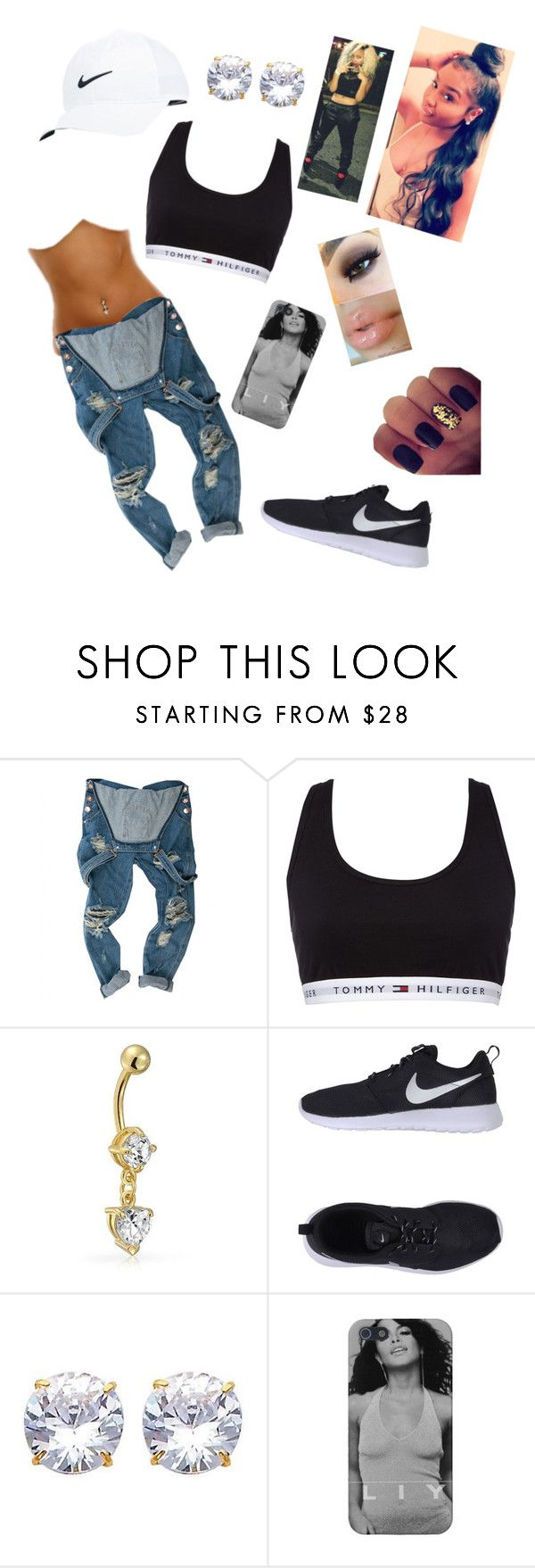 """Tommy Boy"" by paigedenaiya ❤ liked on Polyvore featuring мода, Tommy Hilfiger, Bling Jewelry, NIKE, Nike Golf и SeductiveRebel"