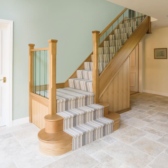Best Staircase Renovations Bespoke Staircases Neville 400 x 300
