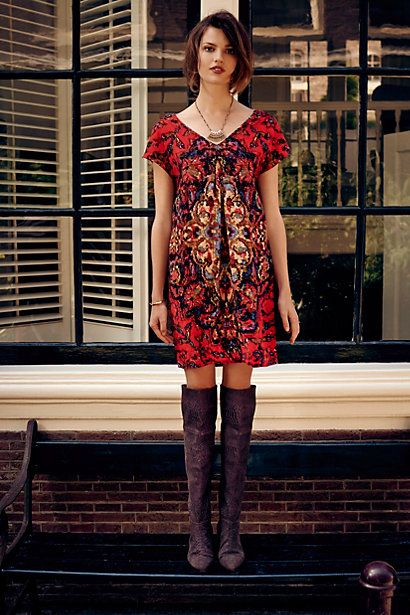 Scaled Riverboat Boots - anthropologie.com
