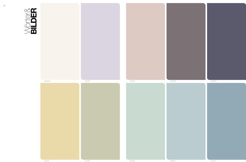 farbtrend wrter bilder - Trendwandfarben
