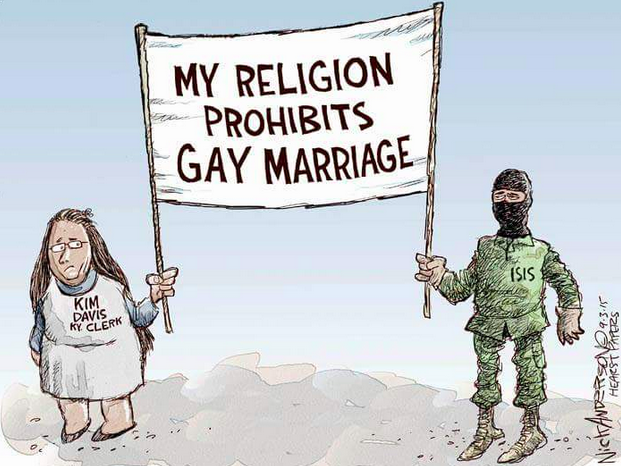 """Religious """"freedom"""""""