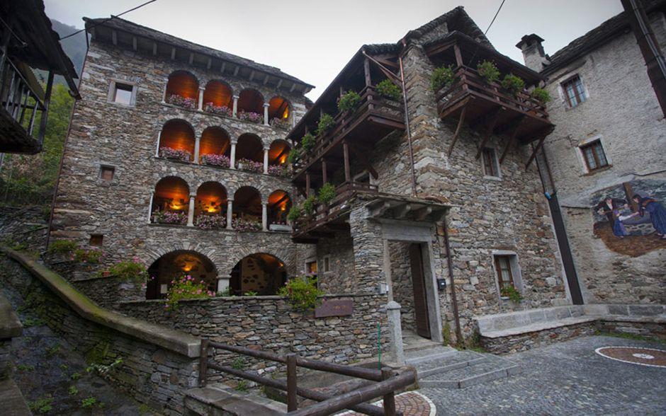 Casa Vanni, Viganella, Aventura, Fotos, Escalada