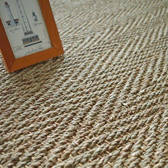 tapis sur mesure jonc de mer assam chevron jonc de mer tapis sur mesure et chevron