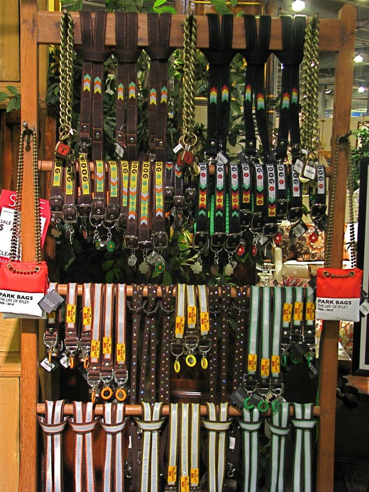 how to display dog collars - Google Search