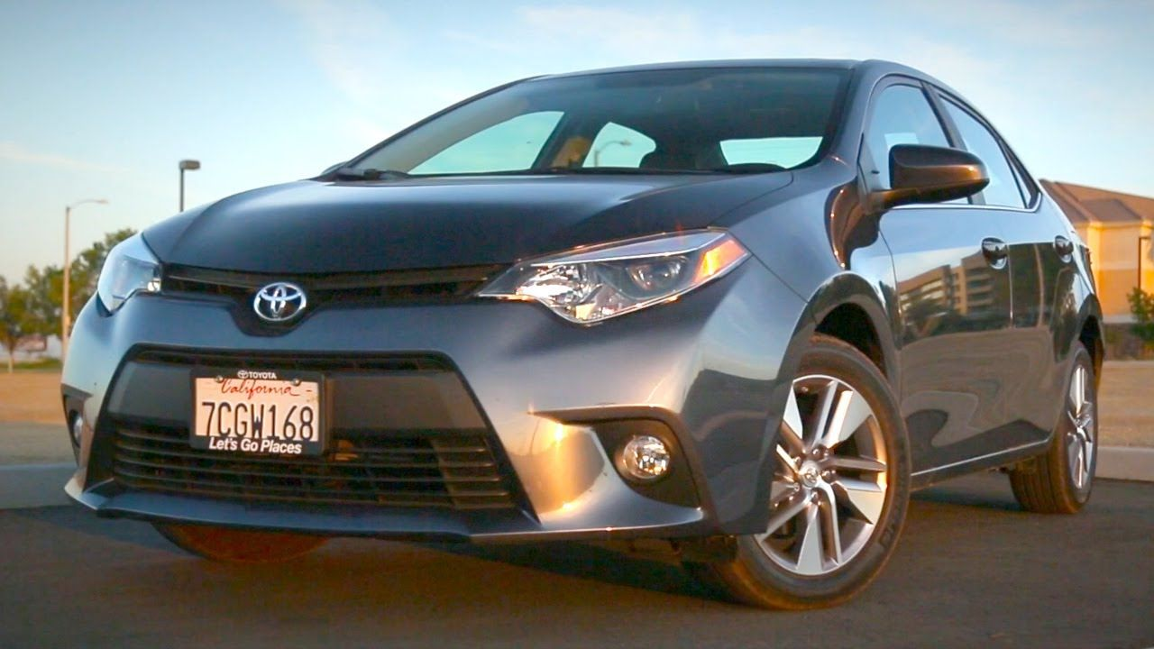 2014 Toyota Corolla Review Kelley Blue Book Toyota