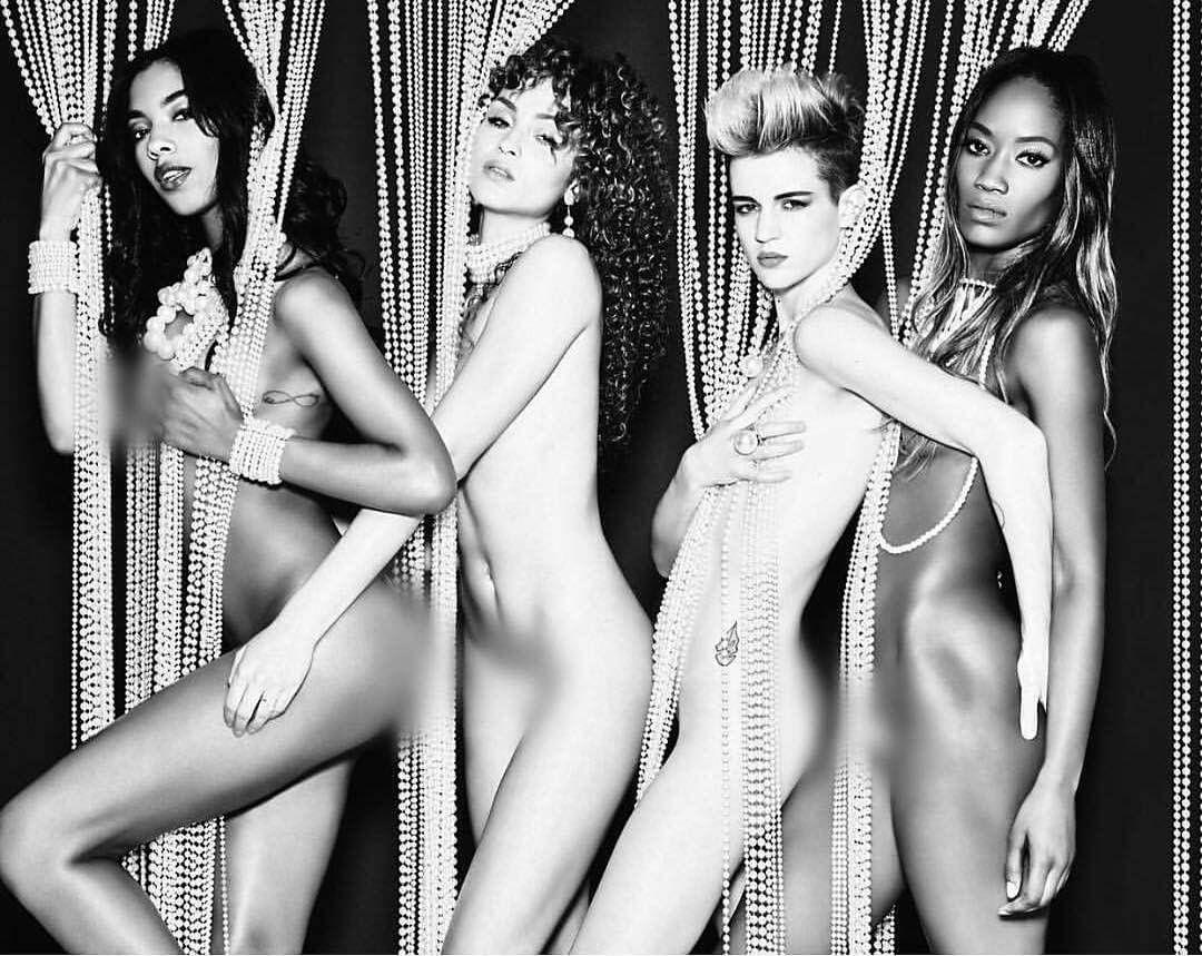 Next top model nude