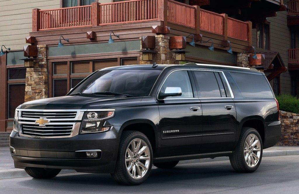 2018 Chevrolet Suburban Review, Exterior – We predict the 2018 ...