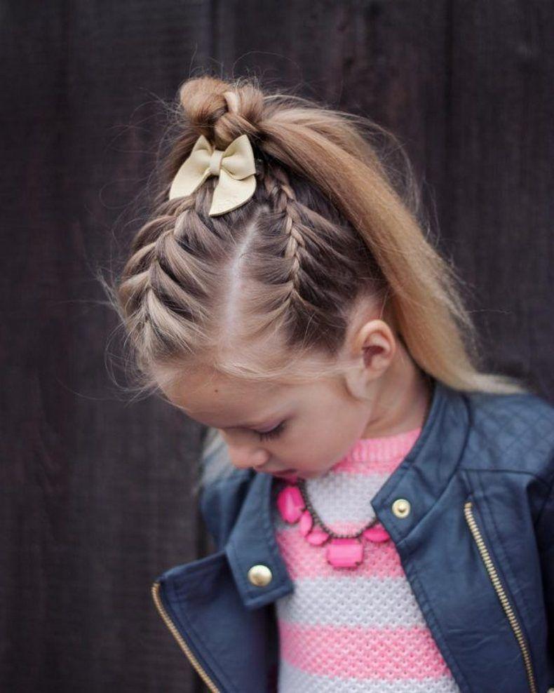 Little White Girl Braids