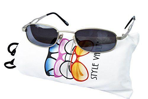 c29ce631d4 Style Vault V3047-vp Style Vault Rectangular Oval Metal Small Lens  Sunglasses