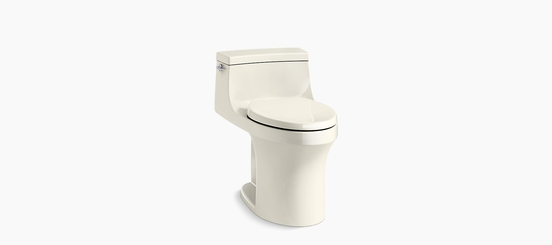 Kohler Sans Souci Compact Elongated Comfort Height Toilet 2nd