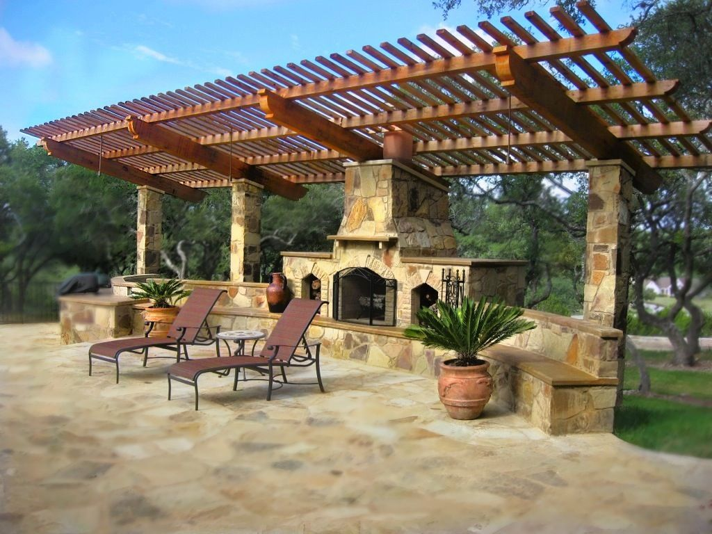 texans really know how to do a barbecue pit austin gardeners