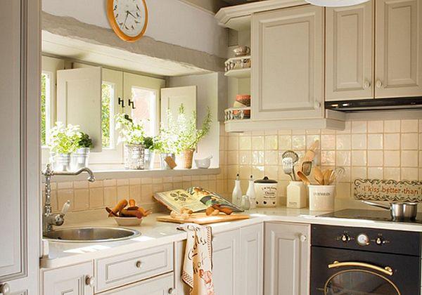 Pin de mini mafalda en deco hogar cocinas cocinas for Decoracion de gabinetes de cocina