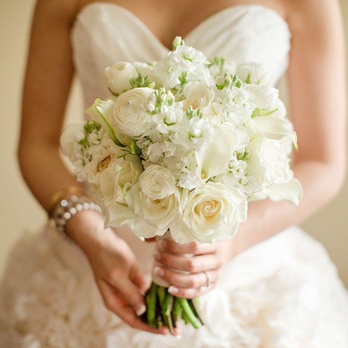 Simple Flower Bouquets For Weddings: Wedding Flowers & Bouquets