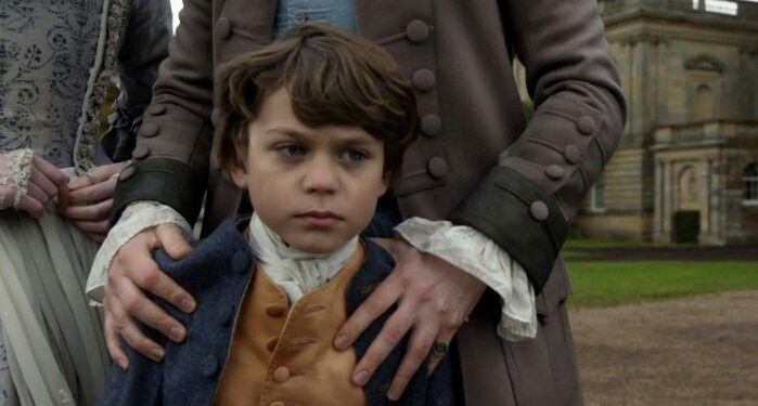 Willie Jamie S Son Adorably Played By 11 Year Old Actor Clark