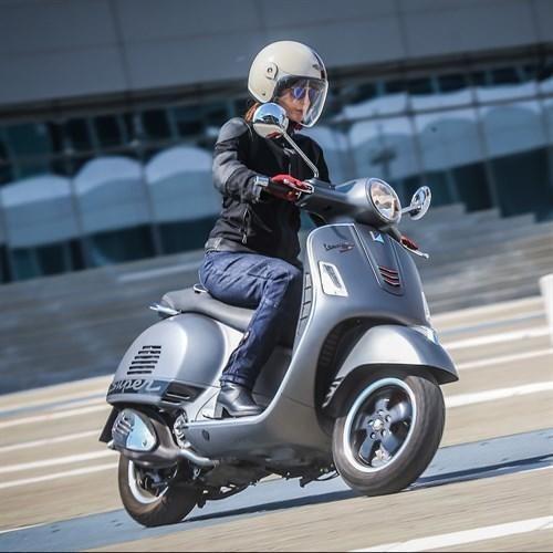 Motori: #Vespa #GTS #300 SuperSport (link: http://ift.tt/293pNkz )