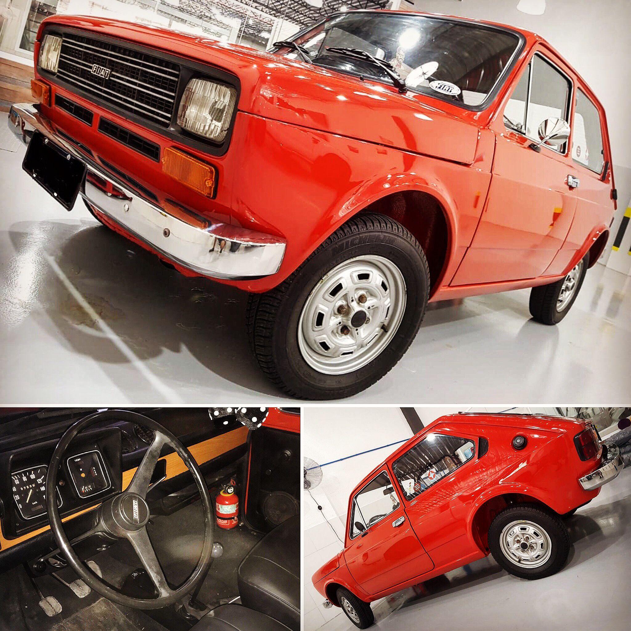 Fiat 147 L 1977 Carros Nacionais Carros E Restauracao