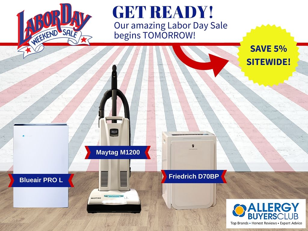 Labor Day Sale! Starting tomorrow Sept. 4, 2015 Save 5