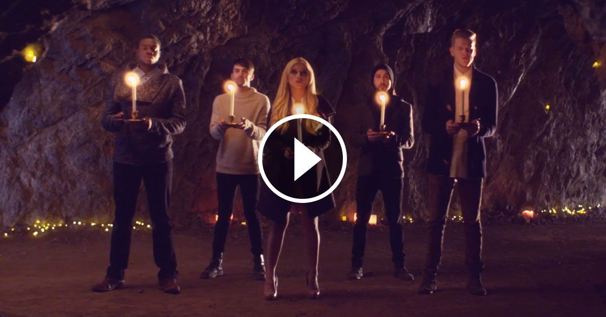 Pentatonix does it again with a stunning performance of the ...