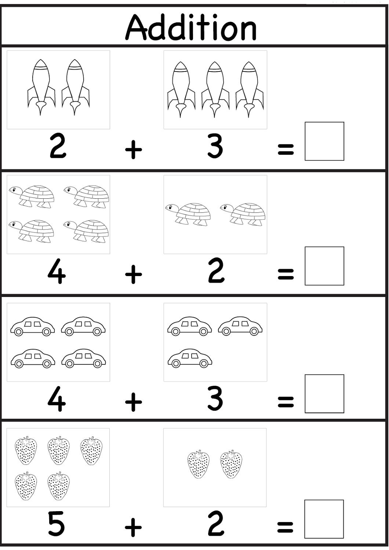 Math Is Fun Worksheets Kindergarten Math Worksheets Addition Math Worksheets Kindergarten Math Worksheets Free [ 1500 x 1060 Pixel ]
