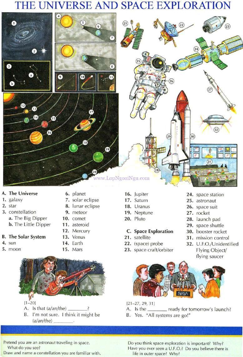 A Dictionary of Space Exploration