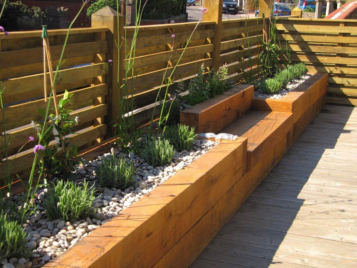 Garden Design: Garden Design with DIY Raised Garden Beds with ...