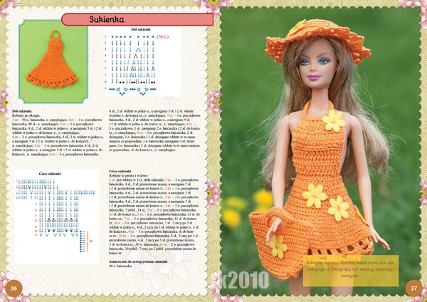 SZYDEŁKO - Ubranka dla lalek - wzory i wykroje HIT - 4775599329 - oficjalne archiwum allegro