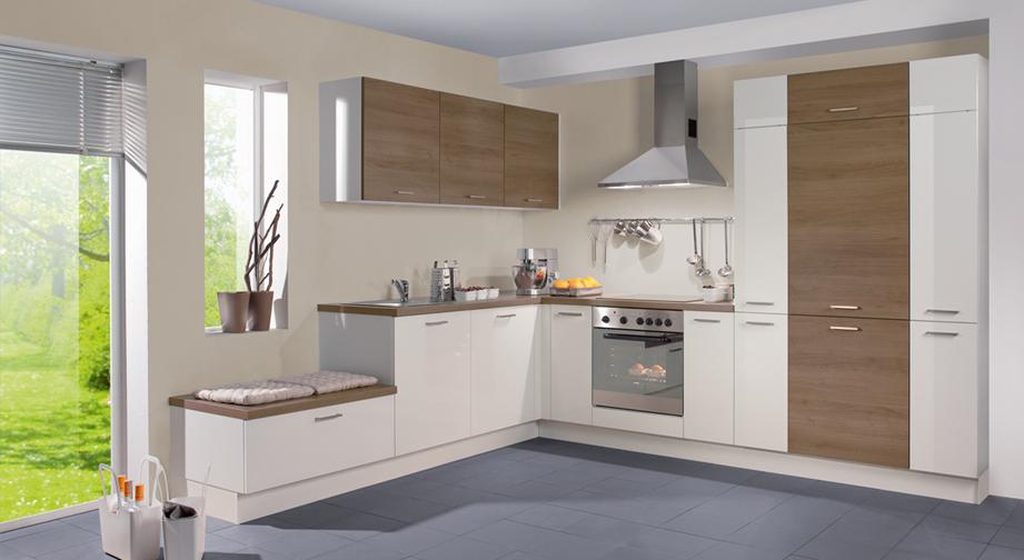 Trucos para decorar cocinas pequeas Cocinas y Detalles de cocina