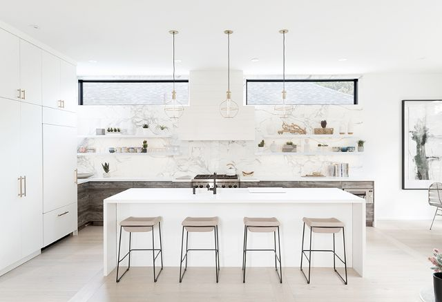 This Is How To Style A Home When The Décor Theme Is Minimalism | Kitchens,  House And Dining