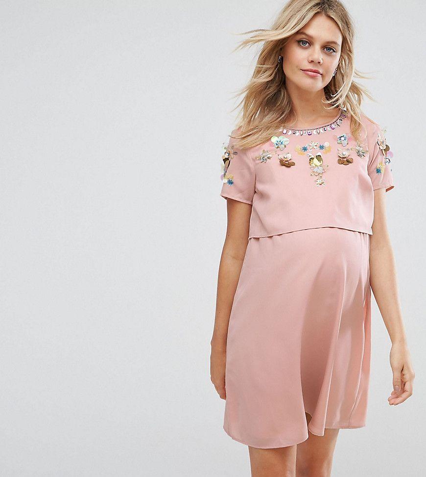 Magnífico Asos De Vestidos De Fiesta Friso - Colección de Vestidos ...