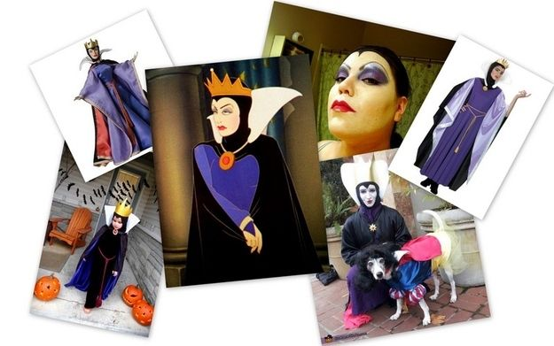Siamese cats from lady and the tramp villain costumes costumes queen grimhilde evil queen from snow white and the seven dwarves what you solutioingenieria Image collections