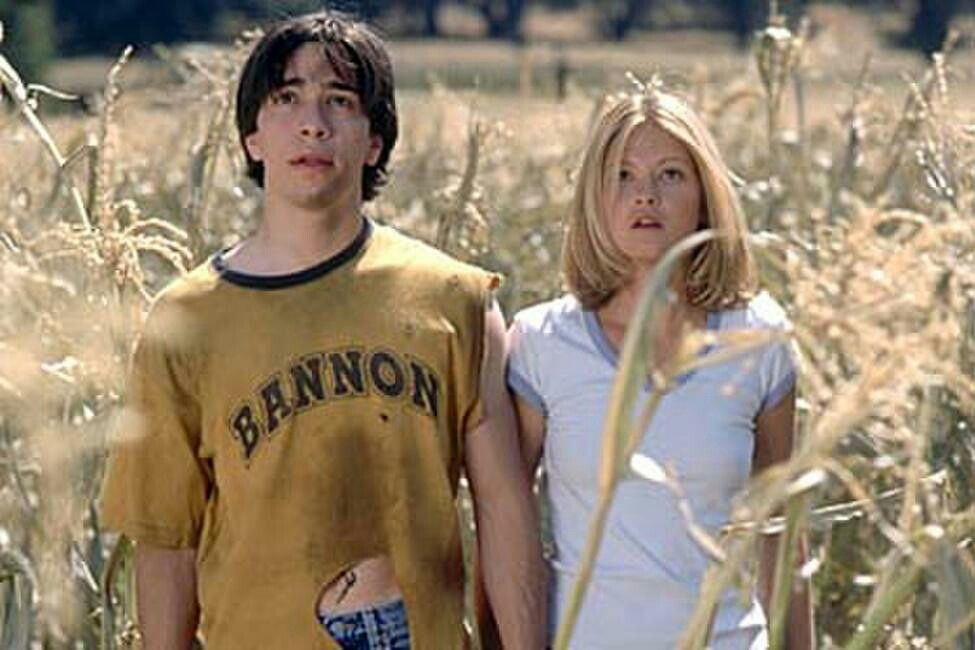 Nicki Aycox And Justin Long In Jeepers Creepers 2 Justin Long