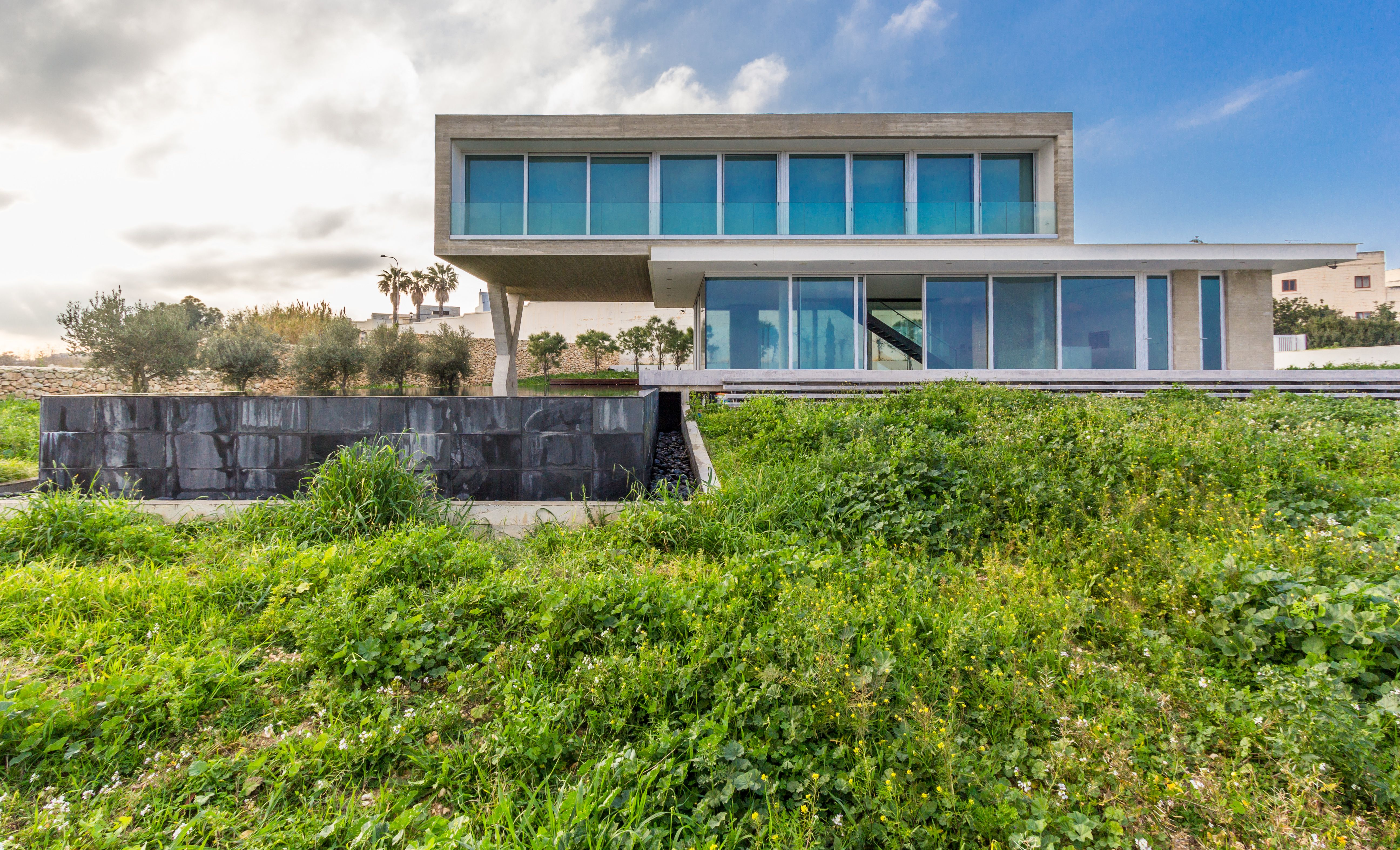 Eur Ibragg Malta Sothebya International Minimalist Long Island Beach House  John Pawson Design Amp Trend