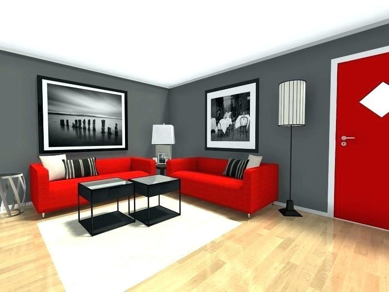 Kitchen Ideas Grey Walls Grey Walls Living Room Red Living Room