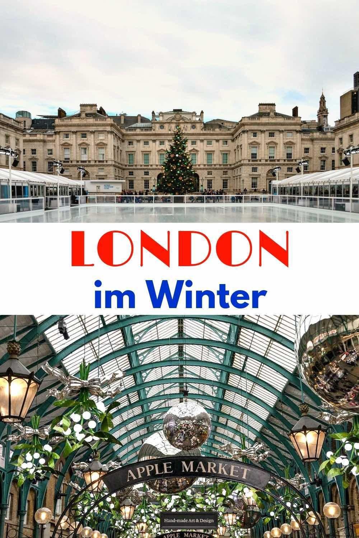 Weihnachten in London: Die 12 besten Winter Tipps und Sehenswürdigkeiten #autumninnewyork